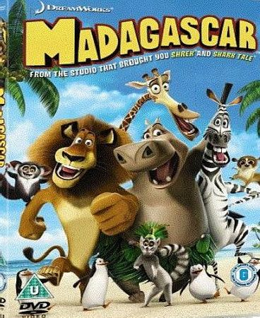 DREAMWORKS PICTURES Madagascar [DVD] [2005]